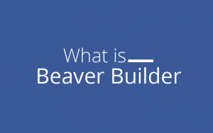 What is Beaver Builder