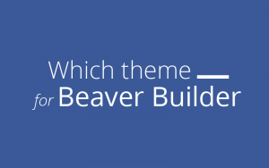 Best theme for Beaver Builder