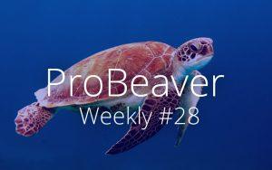 ProBeaver Weekly 28