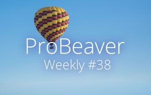 ProBeaver Weekly 38