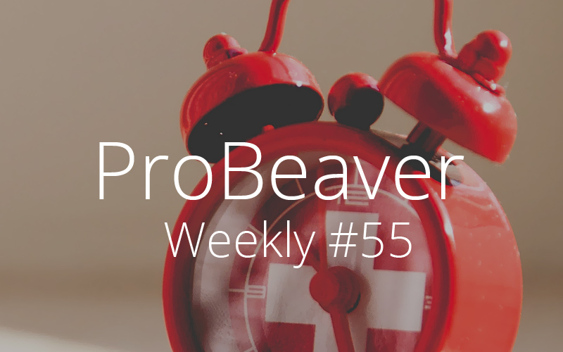 ProBeaver Weekly 55
