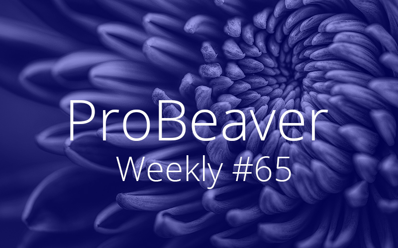ProBeaver Weekly 65