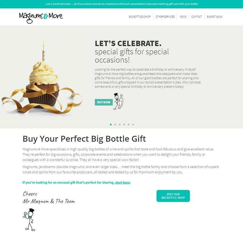 magnums more website