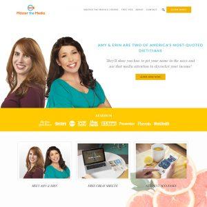 masterthemedia website
